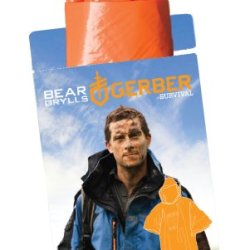 Gerber 31-001790 Bear Grylls Survival Poncho