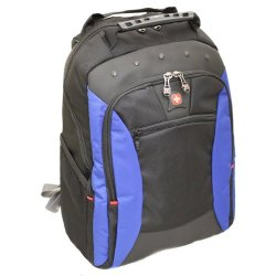 "Wenger Swissgear The Spark 16"" Laptop Computer Backpack - Blue"