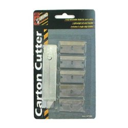 Sterling - Carton Cutter With Extra Blades ( Case Of 24 )