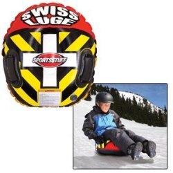 Sportsstuff Swiss Luge Snow Tube Sportsstuff Swiss Luge Snow Tube