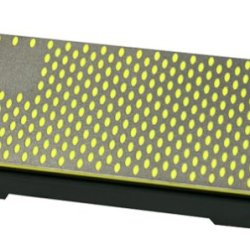 Smith'S Dbsc 6-Inch Coarse Diamond Bench Stone With Micro Tool Sharpening Pad