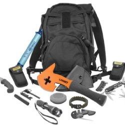 Lansky Ltask T.A.S.K. Tactical Apocalypse Survival Kit, Black