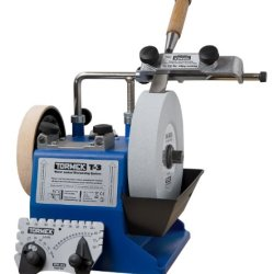 Tormek T-3 Water Cooled Precision Sharpening System, 8 Inch Stone