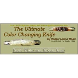 The Ultimate Color Changing Knife By Rodger Lovins
