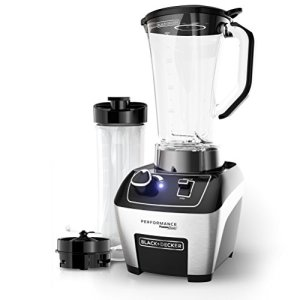 BLACKDECKER-BL6005-Performance-Fusion-Blade-Blending-System-with-Adjustable-Control-BlackStainless-Steel