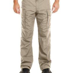 Under Armour Men'S Ua Tactical Pants 38 Waist 32 Length Desert Sand