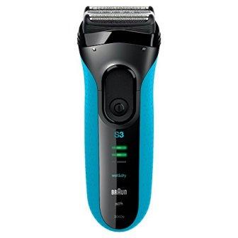 Braun Series 3 3040s elektrischer Rasierer (Rasierapparat, Elektrorasierer einsetzbar als Trockenrasierer und...