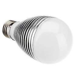 E27 7W 560Lm 5500K Warm White Led Candle Bulb(110-220V)