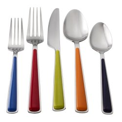 Fiesta 20-Piece Merengue Flatware Set