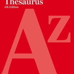The Chambers Thesaurus