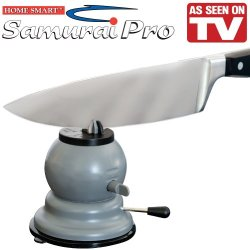 Home Smart Samurai Pro Knife Sharpening Device - As Seen On Tv