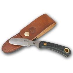 Knives Of Alaska 00069Fg Muskrat Knife, Black