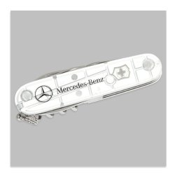 Genuine Mercedes Benz Swiss Army Silvertech Spartan Knife