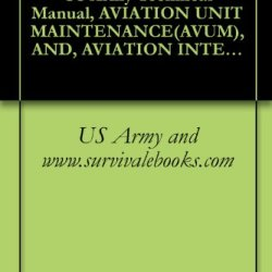 Us Army Technical Manual, Aviation Unit Maintenance(Avum), And, Aviation Intermediate Maintenance (Avim), Manual, Nondestructive Inspection Procedures ... Helicopter Series, Tm 1-1520-256-23, 1996