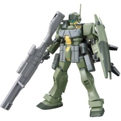 Bandai Hobby Hgbf Gm Sniper K9 Model Kit (1/144 Scale)