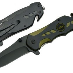 """4.5"""" Army Assisted Pocket Knife"""