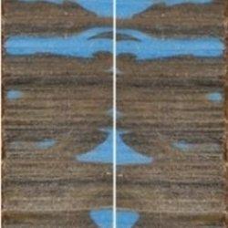 """Blue Jay Genesis Acryl 2 Pc Mini Knife/Razor Scale 3/16""""X3/4""""X3"""" 300"""
