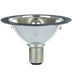 Sunlite 50Ar70/Fl/12V 50-Watt Halogen Ar70 Aluminum Reflector Bulb, Aluminum