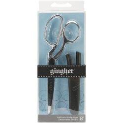 """Knife Edge Bent Trimmer Shears 8""""-Left Handed"""