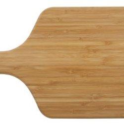 Core Bamboo 1124 Peony Paddle Collection Cutting Board, Medium