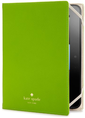 kate spade new york Pebbled Leather Case (Kindle Fire HD(2012年モデル)専用)