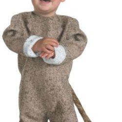 Sock Monkey Infant Costume