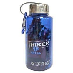Lifeline Hiker In A Bottle Kit, 32-Ounce