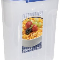Klip It 1450 142-Ounce Cereal Container