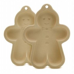 Gingerbread Moulds Set Of 2