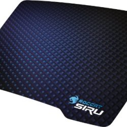 Roccat Siru 0.45Mm Desk Fitting Gaming Mousepad, Cryptic Blue