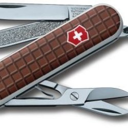 Victorinox Swiss Chocolate, Custom Artwork, Clam 0.6223.842Us1