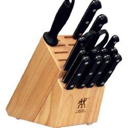 Zwilling Ja Henckels Twin Gourmet 15-Piece Block Set