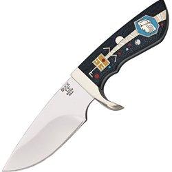 Buck Knives 7827 Yellowhorse Spirit Singer Knife