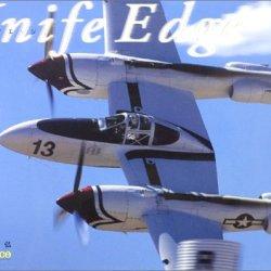 Knife-Edge - Seya Masahiro Air Race Photos (2001) Isbn: 4883930483 [Japanese Import]