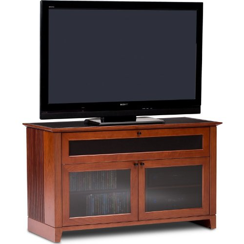 Image of BDI Novia 8426 TV Stand Home Theater Cabinet 52