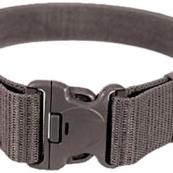 Blackhawk! Enhanced Military 2.25-Inch Web Belt (Modernized) - Black, Large