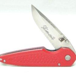 German Eickhorn Red Silm Cut Pocket Knife, Model Eh0006Rdsb