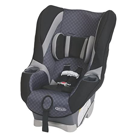 Keep your child safe and comfortable with the Graco My Ride 65 Convertible Car Seat. Designed to protect your child from infancy into toddlerhood, this car seat accommodates children from 5 to 40 pounds in the rear-facing position, and from 20 to 65 ...