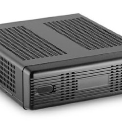 Mini-Box M350 Universal Mini-Itx Computer Case Black