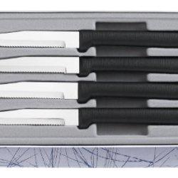 Rada Cutlery G24S 4-Serrated Steak Knives Gift Set