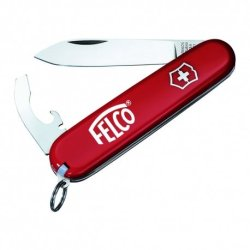 Swiss Army Bantam Knife. With Key Ring Toothpick Tweezers