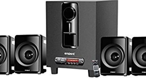 Envent MUSIQUE 4.1 Multimedia Wired Home Audio Speaker