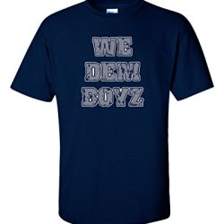 """Dez Bryant Dallas Cowboys """"We Dem Boyz"""" T-Shirt Adult Small"""