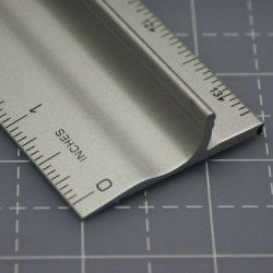 Duroedge Dr Safety Ruler 25.5 In. Dr-255