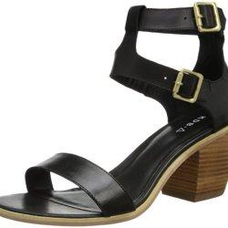 Kelsi Dagger Women'S Katamandu Dress Sandal,Black,8.5 M Us
