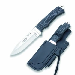 Joker Cm78Usa Tactical Knife With Magnesium Bar, 4.48-Inch