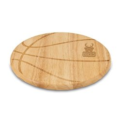 Nba Milwaukee Bucks Free Throw 12 1/2-Inch Cutting Board
