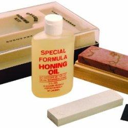 Gatco 80005 Natural Arkansas Sharpening Kit