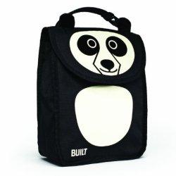 Built Big Apple Buddies Insulated Lunch Sack, Pearl Panda