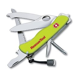 Victorinox Swiss Army Knife Rescuetool Yellow Rescue Tool